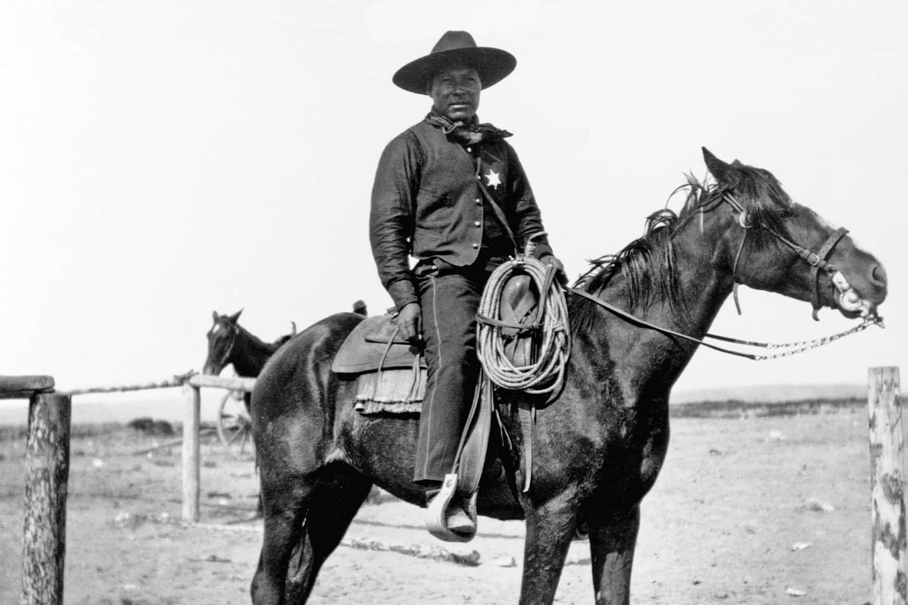 A Whitewashed Wild West Forgets That One In Four Cowboys