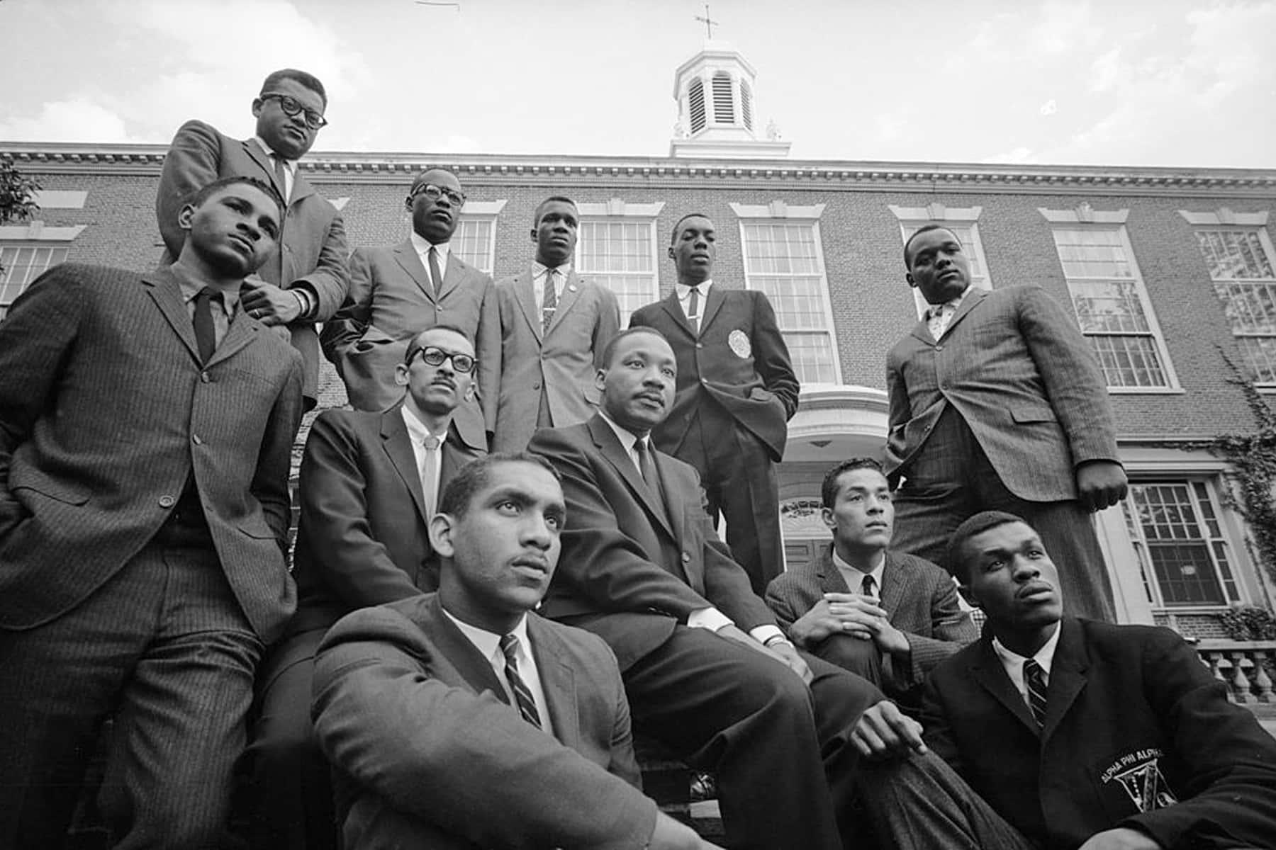 Cultural Amnesia The Civil Rights Era Had Many Leaders