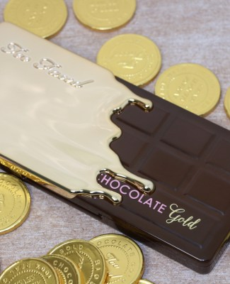 Les nouveautés « Chocolate Gold » de Too Faced