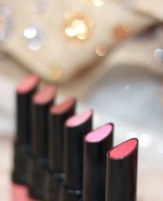 La gamme «Rouge Velvet The Lipstick» de Bourjois