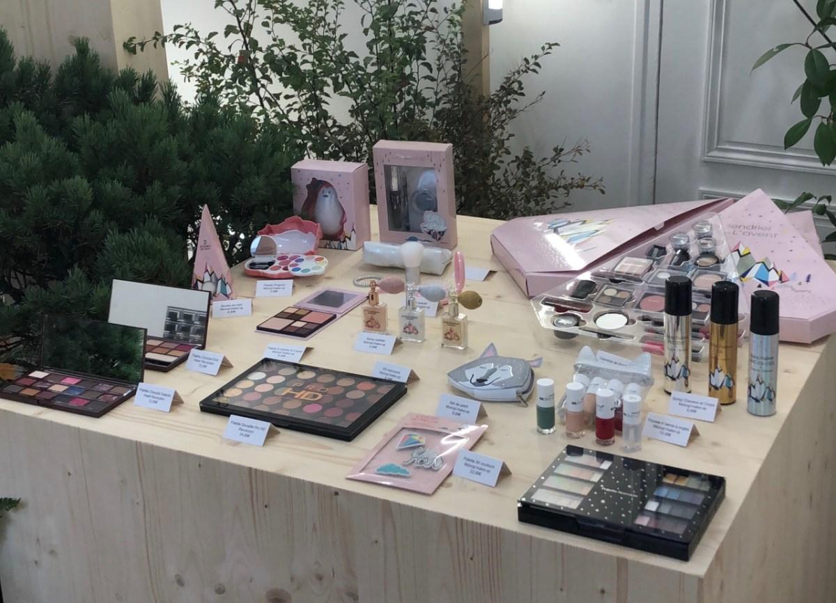 Les nouveautés beauté Monoprix Noël 2018 (Makeup Revolution, Monop Beauty, Essie, Natura Siberica, Dirty Works...) !