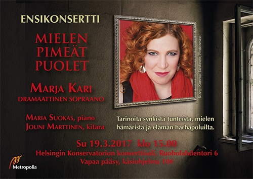 Marja Kari_Flyer
