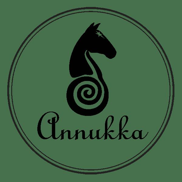 Annukka_Logo_round_black