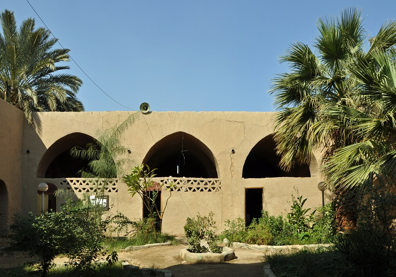 New Gourna Mosque