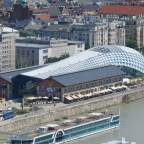 A Trapped Whale: Budapest Architecture
