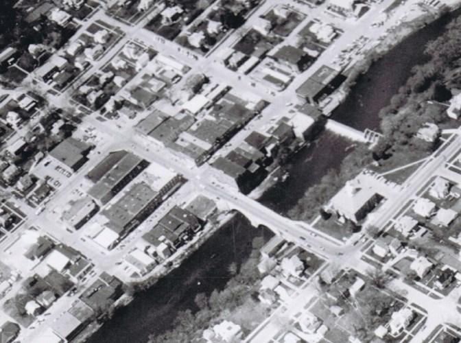 Main Street, Elkader, Iowa