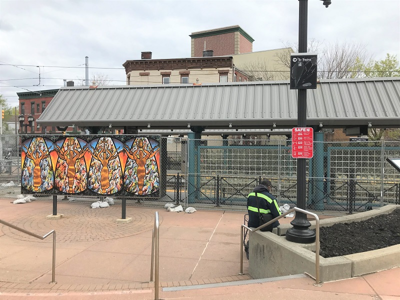 MLK Drive Station