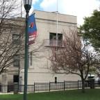 Buddhist Torana at Kearny NJ Town Hall