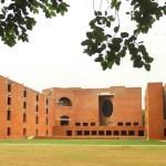 Louis Kahn Plaza at IIM Ahmedabad
