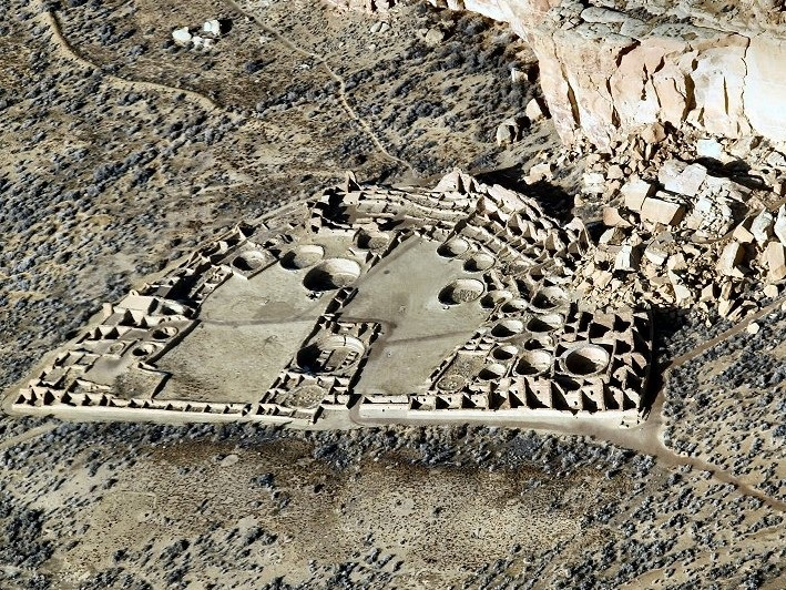 Indigenous Architecture: Chaco Canyon, New Mexico