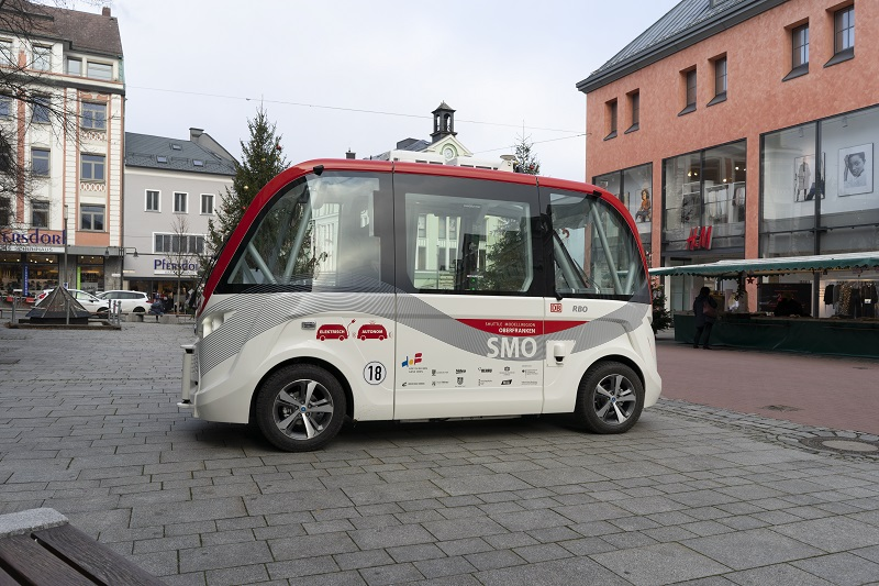 Self-driving cars will exploit city streets for commercial use