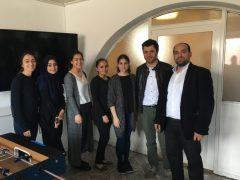 Vorstandswahl der jungen Frauen