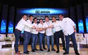 stock startup indonesia exchange market