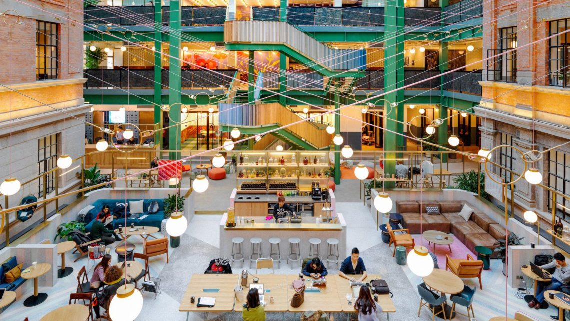 Best Design and Ideas for Successful Coworking Spaces