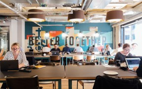 Why Big Corporations Move Into Coworking Spaces