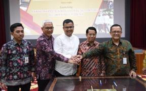 Indonesian Government MoU MSME Enterprises