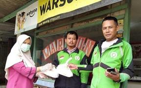 TaniHub and Wahyoo Support the Distribution of Aid through Stalls