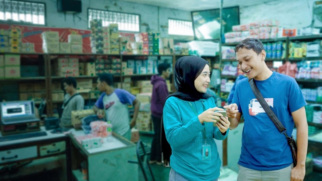 Targeting the SME Market, Grab Merchant Strategy to Win the Competition