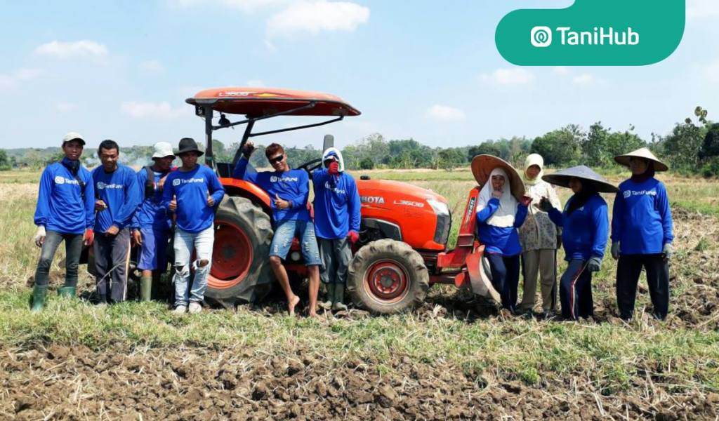 Gardening Trends during Pandemic, TaniHub Helps to Sell the Harvests