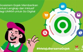 Gojek Releases Solutions to Encourage MSMEs to Go Digital
