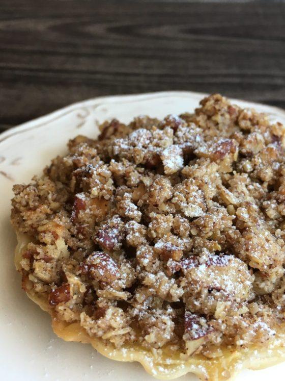 Masa empanadilla con manzana y crumblewww.mimejorhornada.com