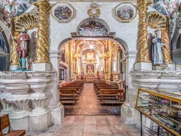 Santuario Jesús de Nazareno
