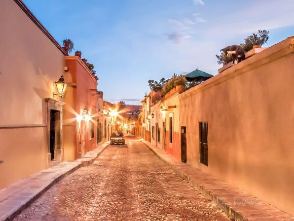 Calles de San Miguel Allende