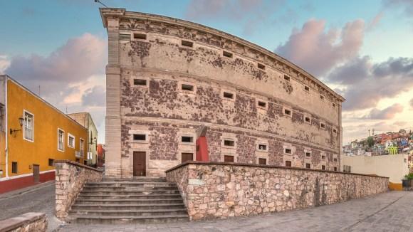 La Alhóndiga de Granaditas en Guanajuato