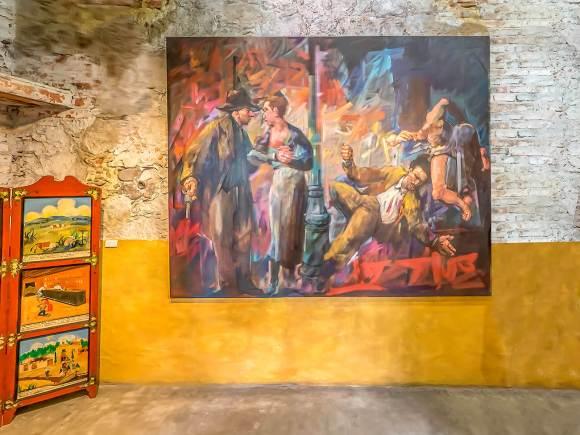 Centro de Arte y Diseño La Aurora