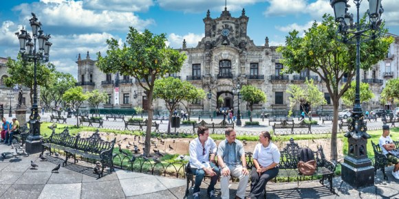 Palacio de Gobierno de Jalisco