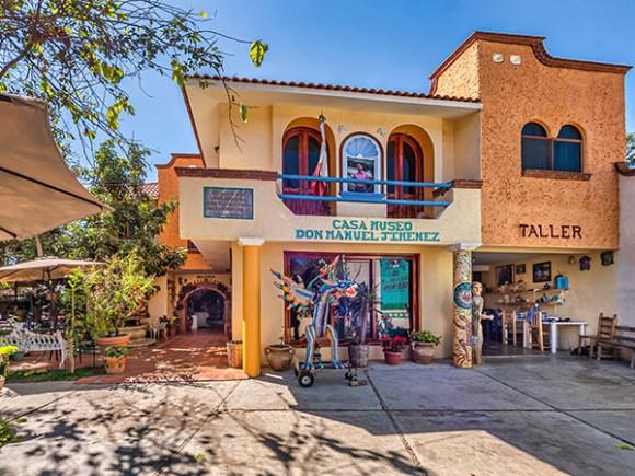 Casa Museo Manuel Jiménez