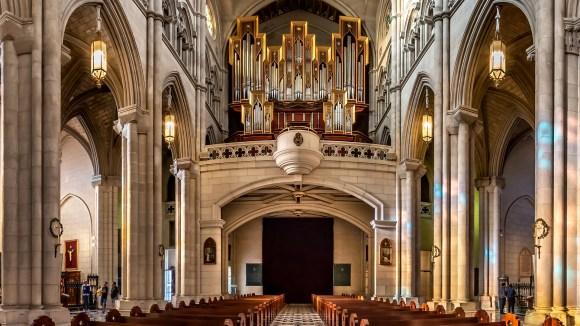 Organo de la Catedral de Santa María La Real
