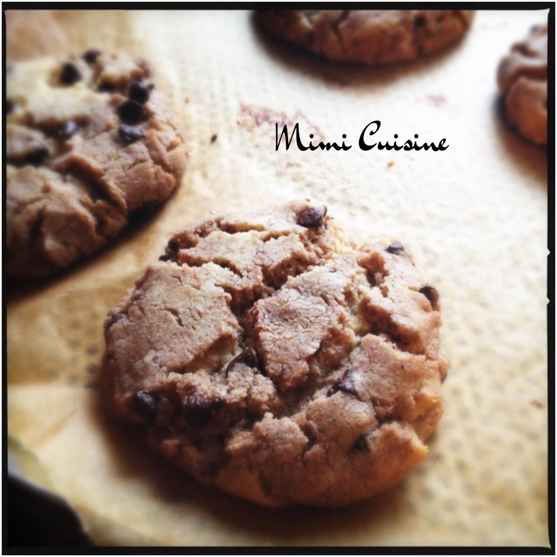 Cookies Aux Ppites De Chocolat Recette Companion