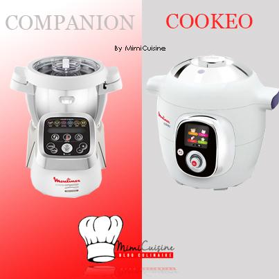 companion ou cookeo lequel choisir