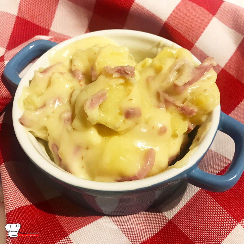 pommes de terre au fromage a raclette recette cookeo