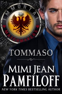 TOMMASO. Book #2 of the Immortal Matchmakers, Inc. Series by Mimi Jean Pamfiloff