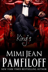 The KING Series by New York Times Bestseller, Mimi Jean Pamfiloff