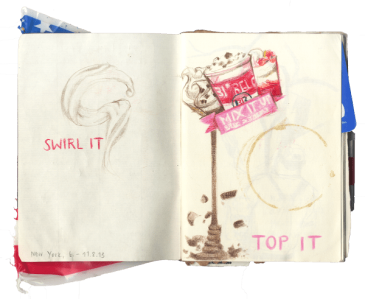 NYC – top it