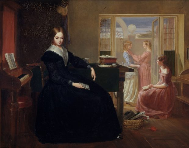 Image result for victorian governess
