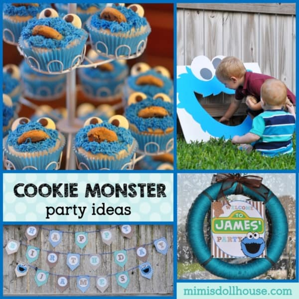 let s throw a cookie monster birthday