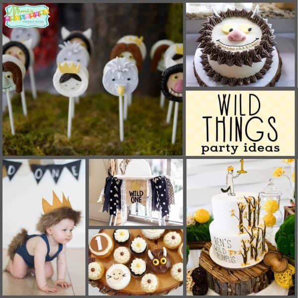 Where The Wild Things Are Cake Decor More Mimi S Dollhouse