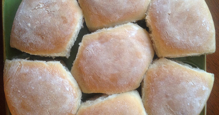 Homemade Bread (Bukë Shtëpie)