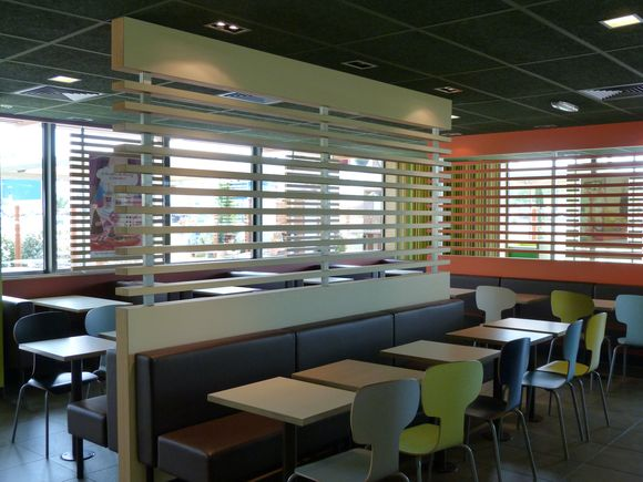 Restaurant Mc Donalds MIMIZAN 40