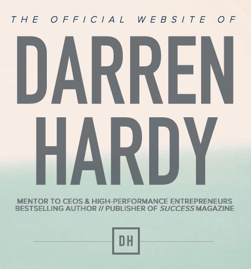Darren Hardy