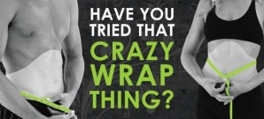 Crazy wrap thing