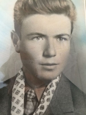 Pappa 17 år