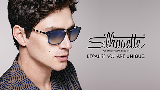 Silhouette sunglasses for men