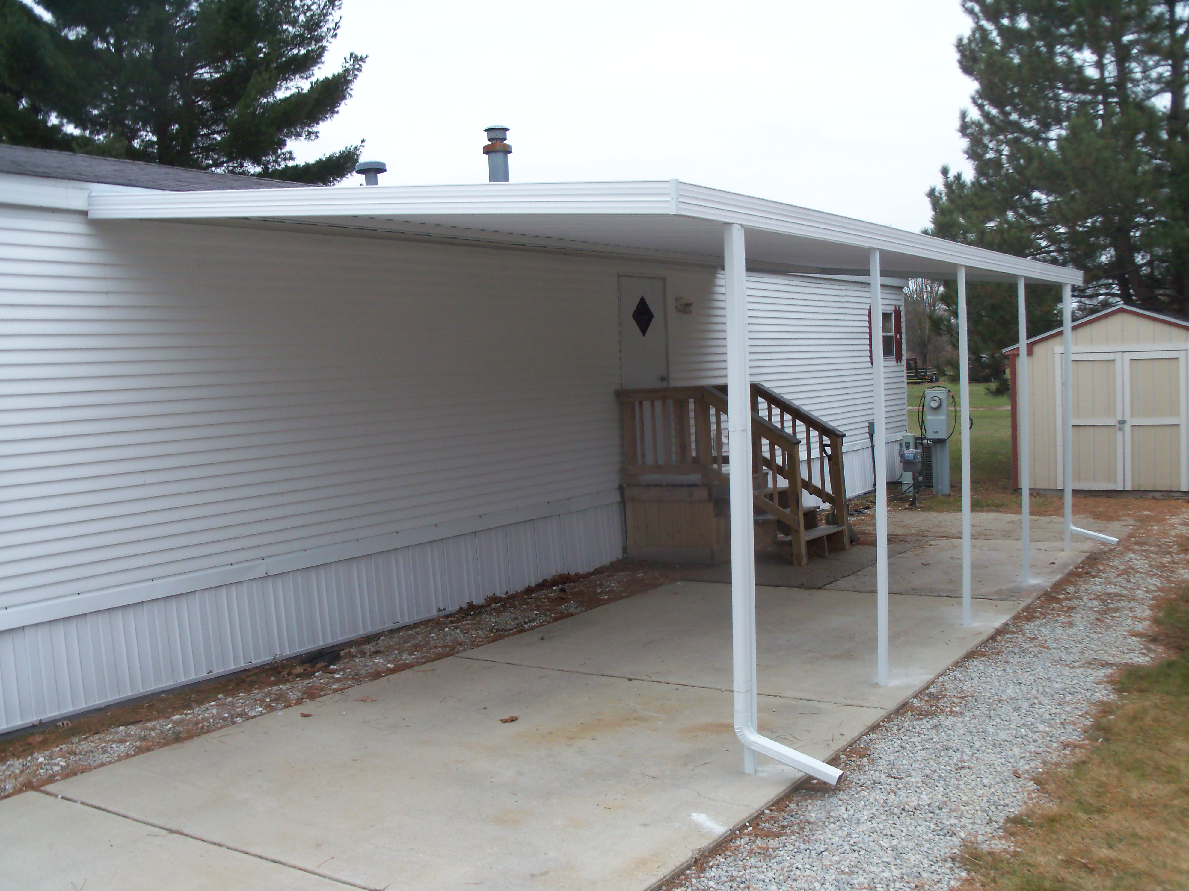 porch and patio covers