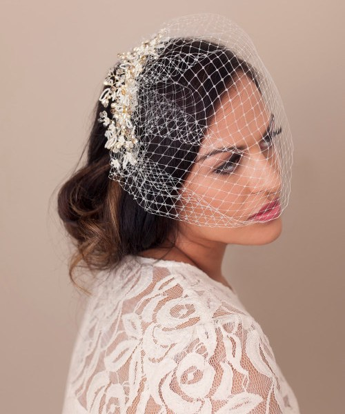 Win a £100 Gift Voucher for Mimosa Couture Bridal Accessories