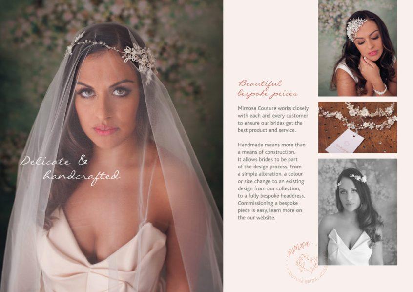 Mimosa Bridal Look Book